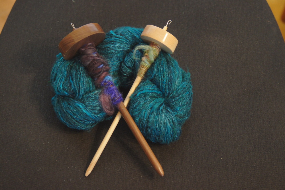 Spindle Spinning