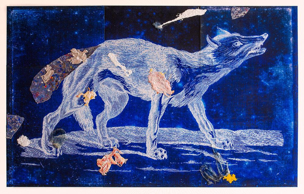 Wabi Sabi Series: Wolf