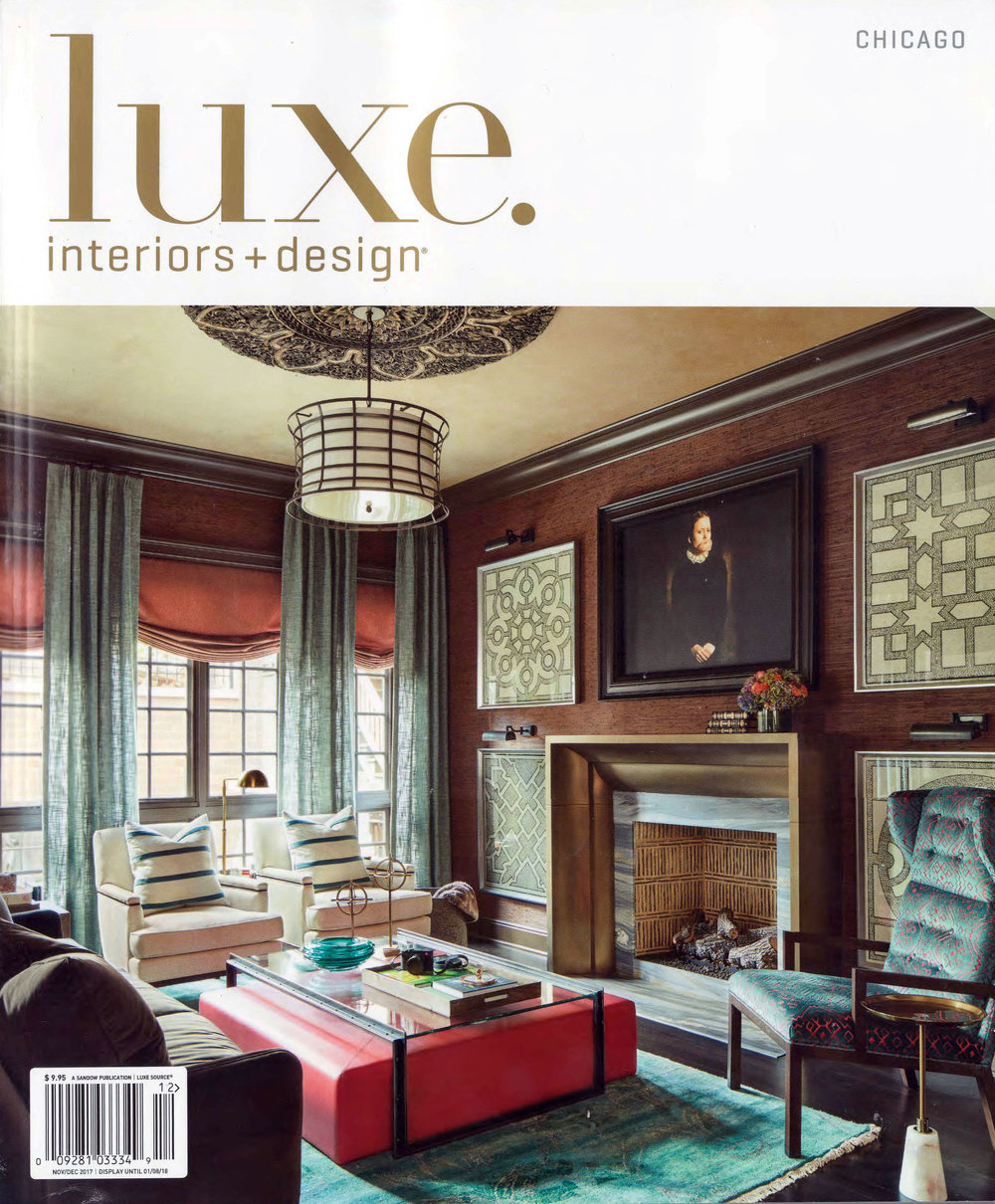 Luxe Interiors and Design, Adam Siegel