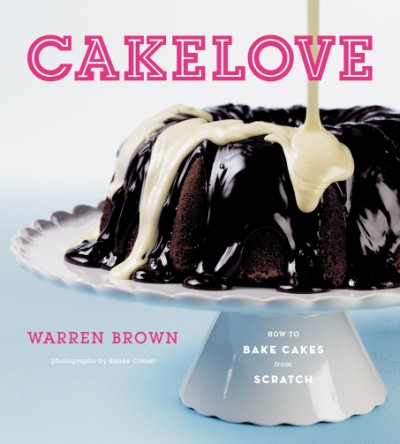 CakeLove cookbook