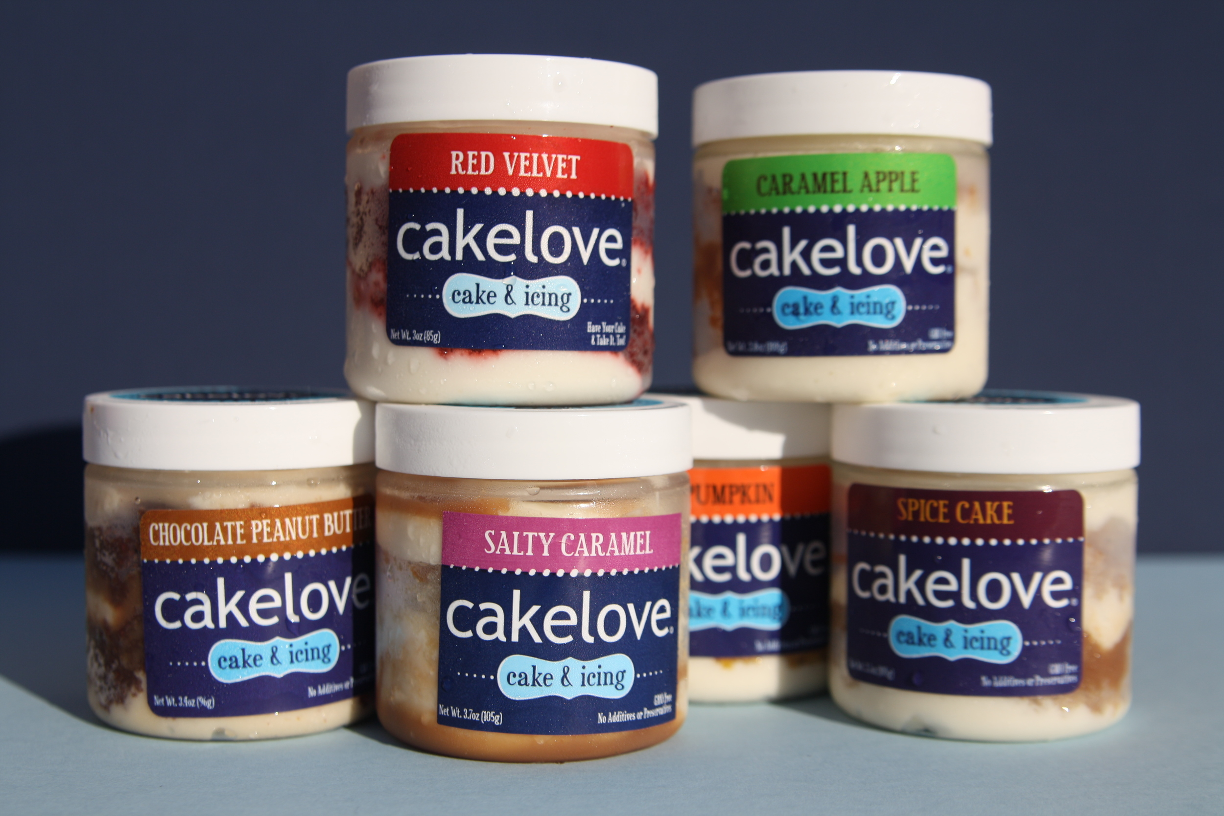 CakeLove In A Jar