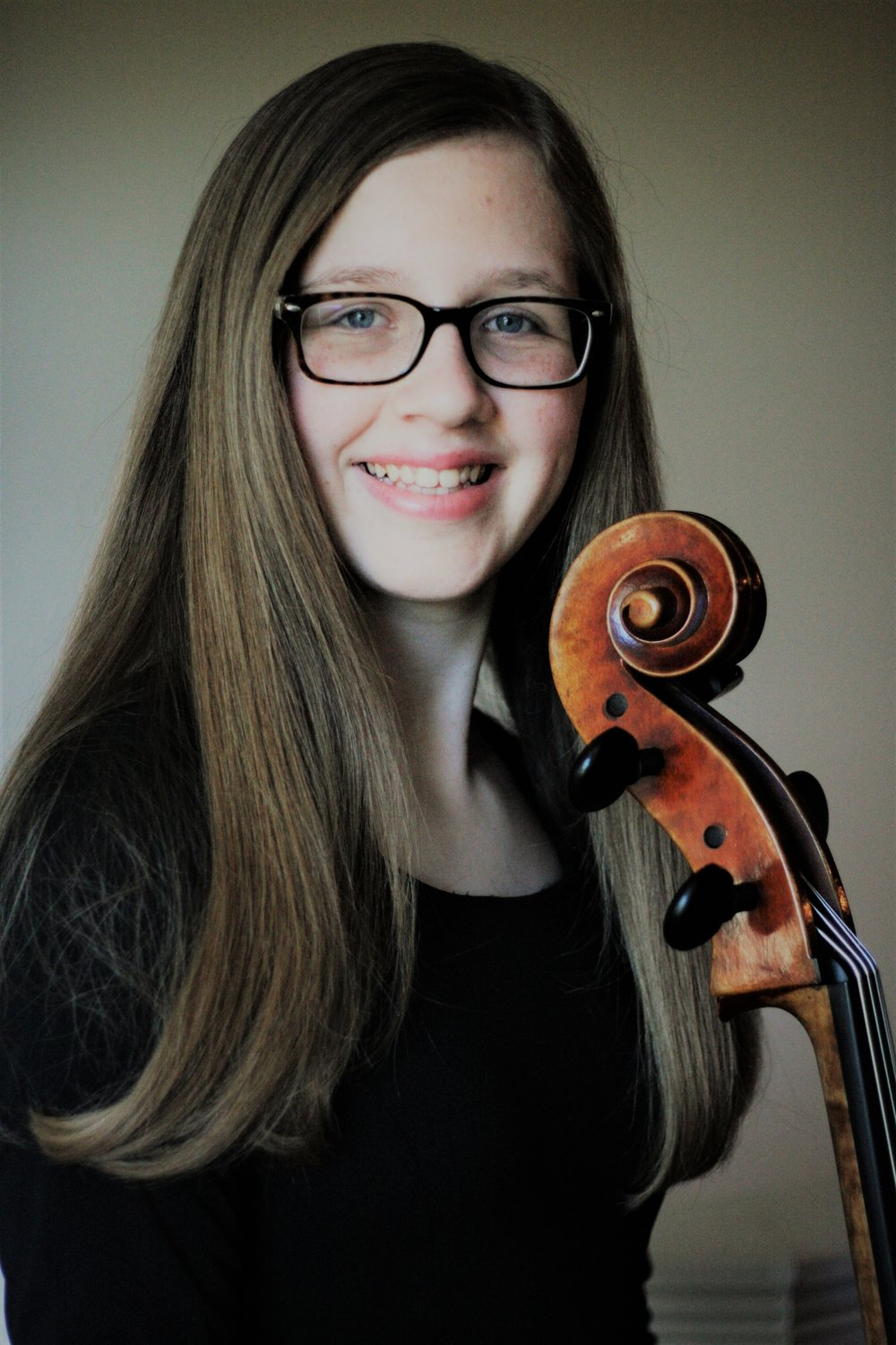 Lauren Mathews, Cello - YACC 2017-2018 Competition Winner