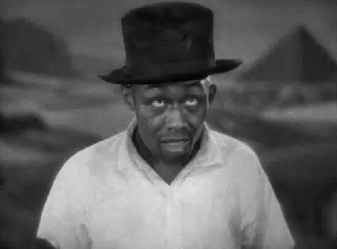 http://disney.wikia.com/wiki/Stepin_Fetchit/ real name Lincoln Theodore Monroe Andrew Perry