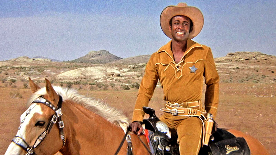 Cleavon Little  -Sheriff Bart  Blazing Saddles  Warner Bros. Entertainment Inc.com