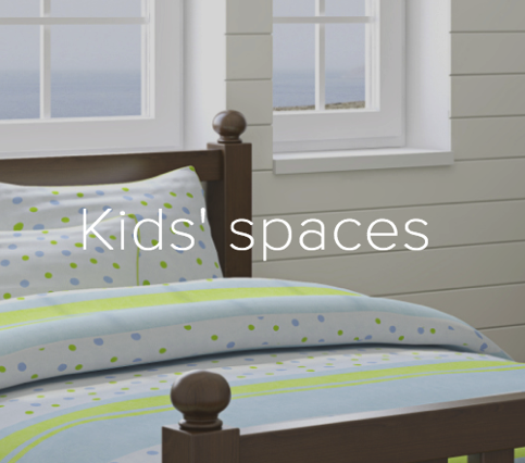 KIDS SPACE ORGANIZING