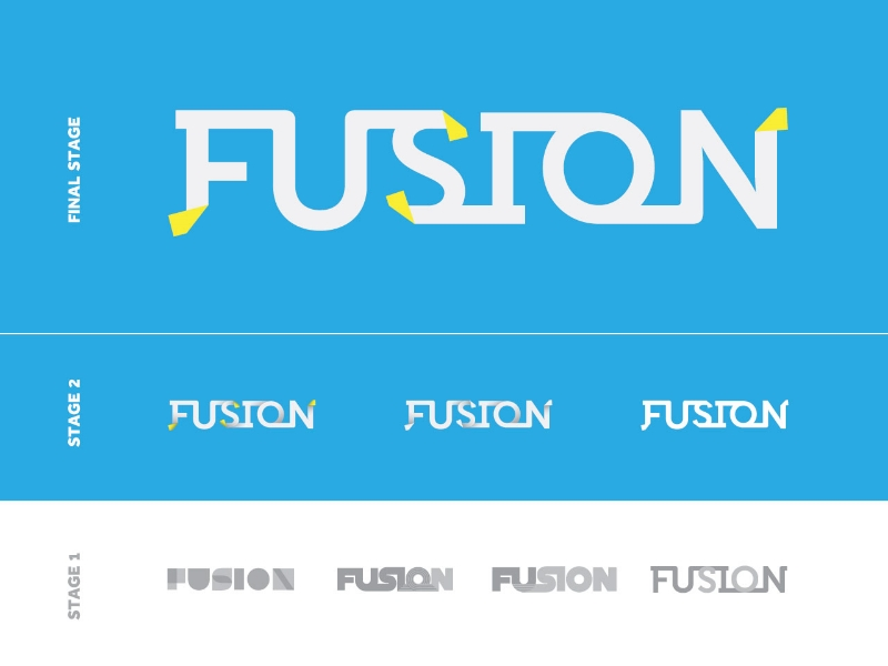 Fusion is a club for adults with additional needs. I created this logo during my time in England. The goal of the logo was the help give the members of the club a sense of importance and belonging and to communicate it's existence to the rest of the organization.
