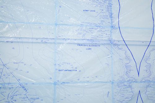Antartica (detail)