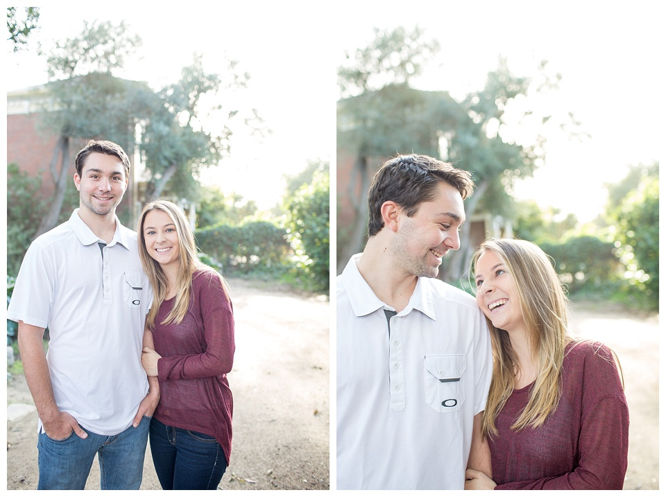 SLO Engagement Photographer