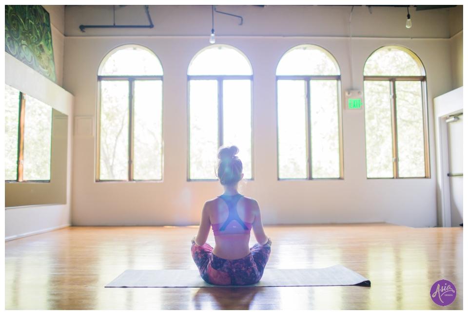 Asia Croson Yoga