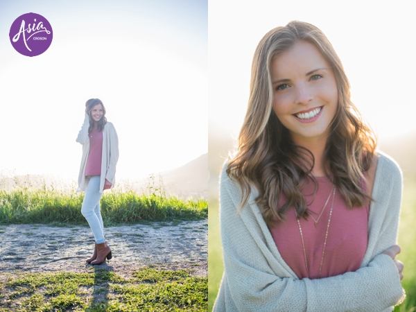 Carly Senior Photos San Luis Obispo Senior Photographer