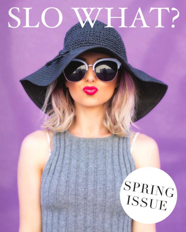 SLO What magazine