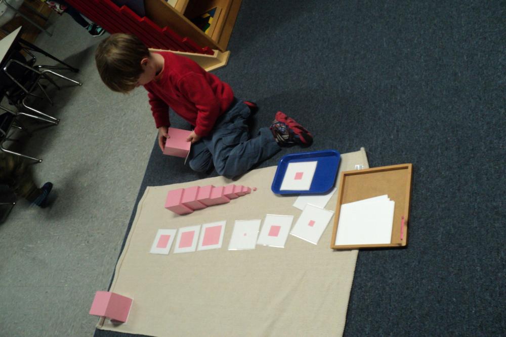 Curriculum Overview Bronxville Montessori School