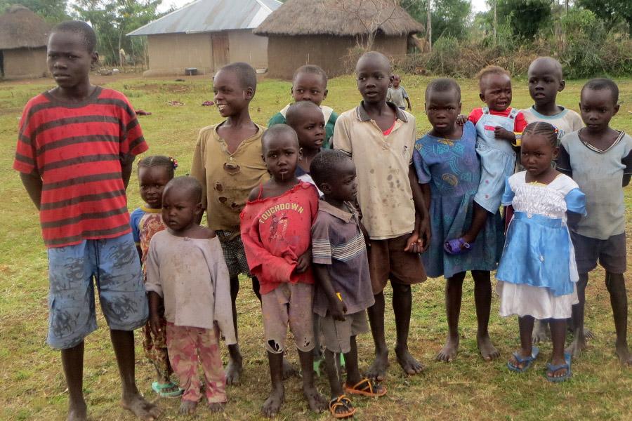 Ujuang'a orphan family
