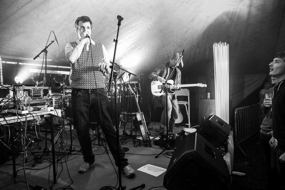 Live at JH Den Couter Festival 2015