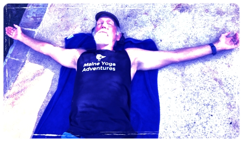 Scott in Savasana