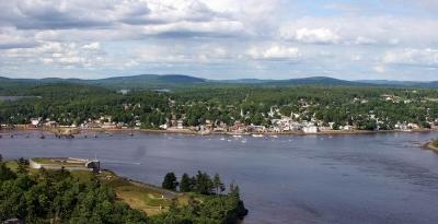 Visit Maine - Bucksport