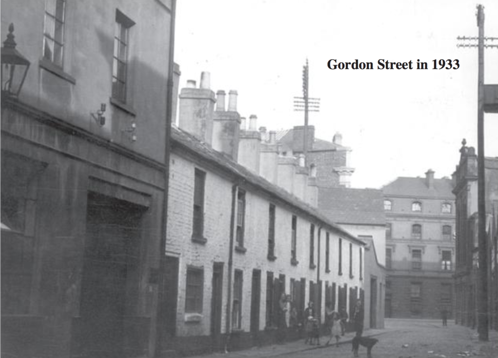 1930s - Gordon Street, Belfast