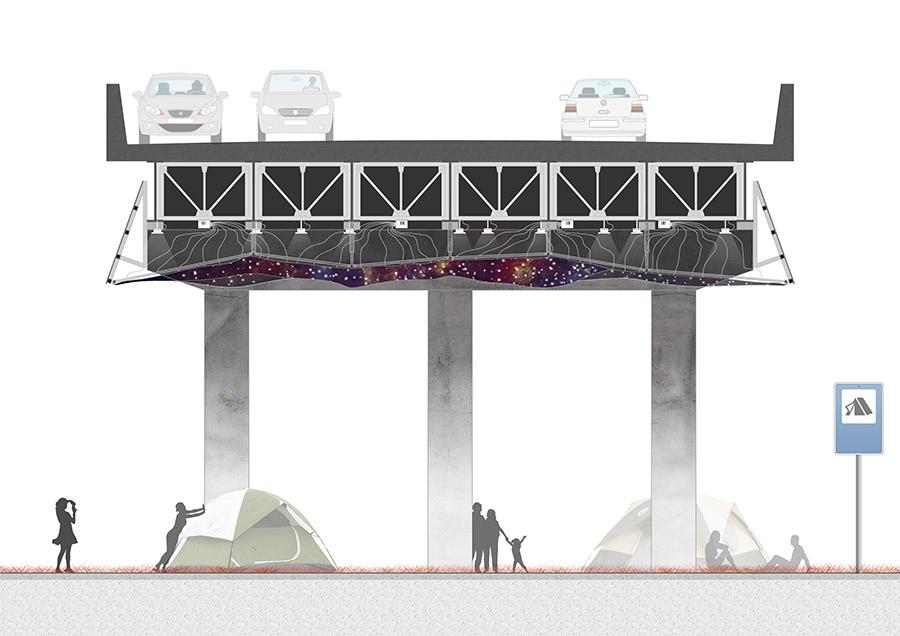 Sección puente tipo 2