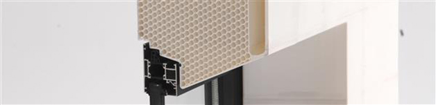 Sistema de fachada desarrollado por LAB3D.