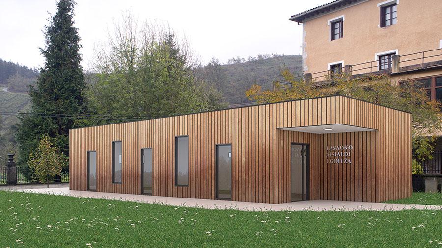 El Sistema P3 es versátil en los acabados y el diseño arquitectónico.