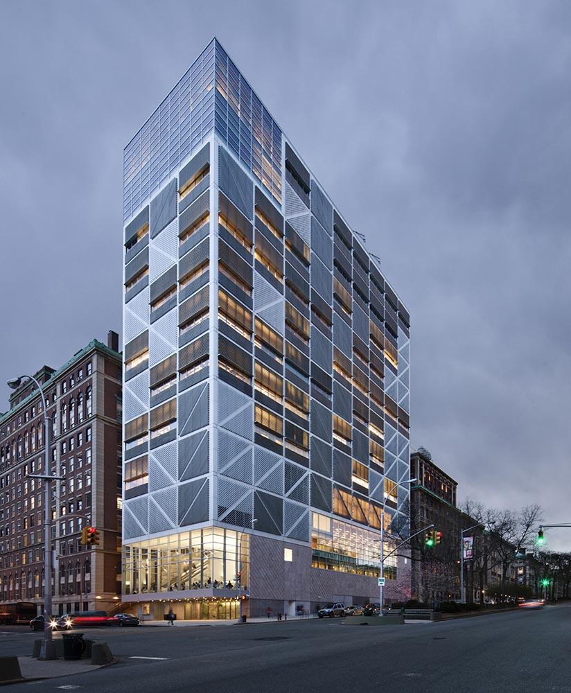 Columbia University Northwest Corner Building / Davis Brody Bond + Rafael Moneo + Moneo Brock Studio