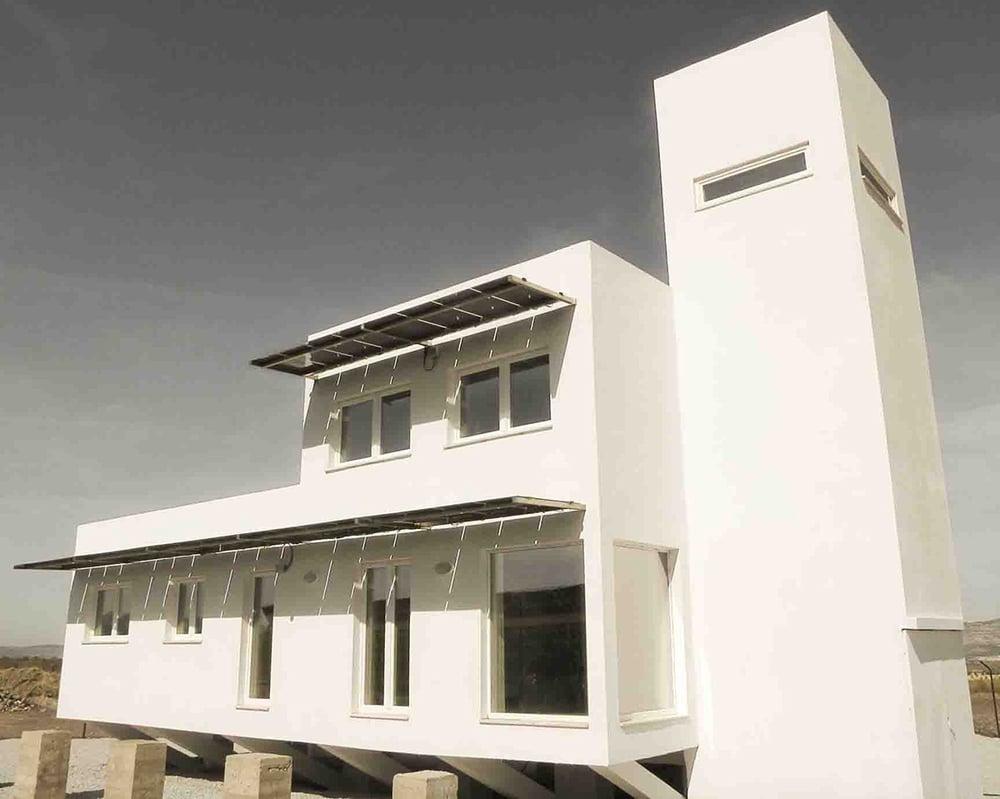 Passivhaus en Andalucía