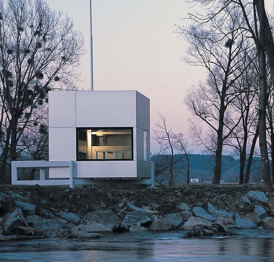 Vista exterior de Micro Compact Home