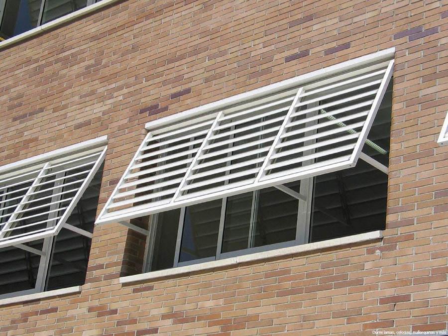 Arrevol arquitectos 5 sistemas pasivos para proteger tu vivienda de la radiaci n solar - El seguro de casa cubre el movil ...