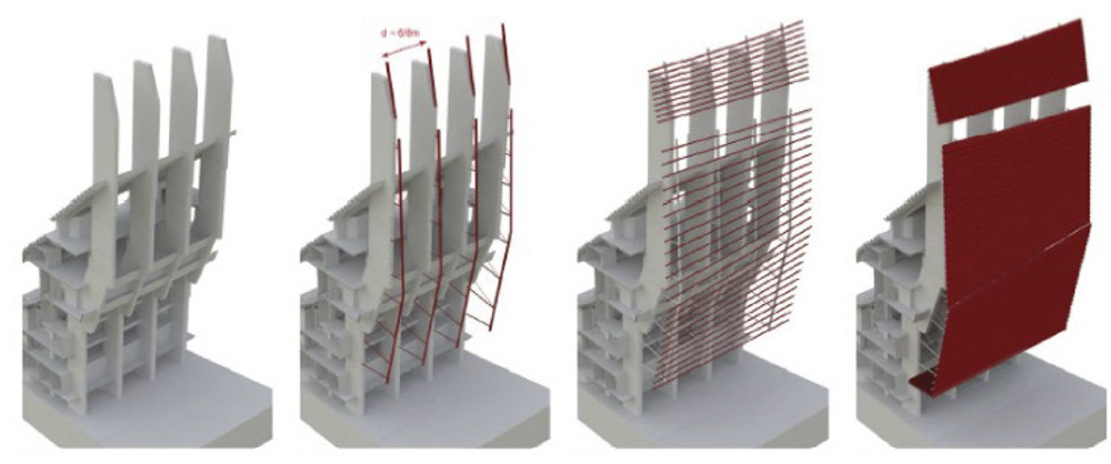 Nueva cubrición del estadio que mejorará sus cualidades térmicas y acústicas