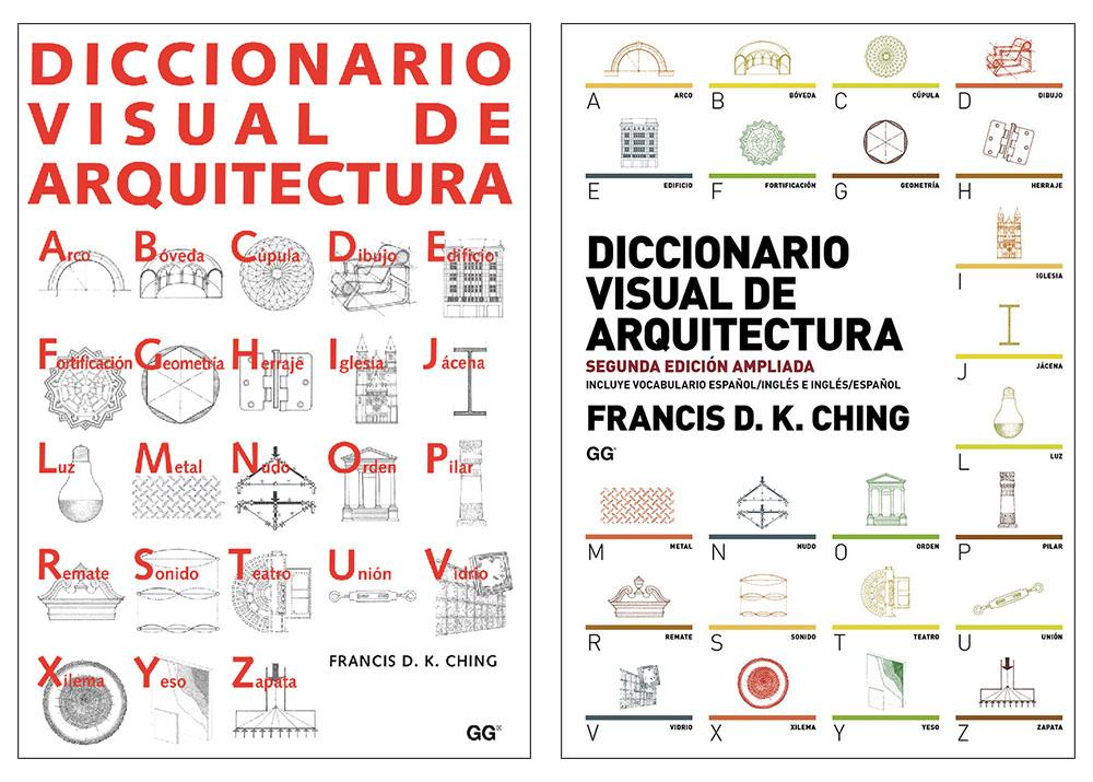 Portadas de la edición original en español y la edición ampliada