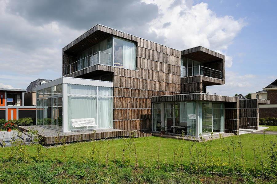 Arrevol Arquitectos 7 Materiales Reciclados Para La Construccion De