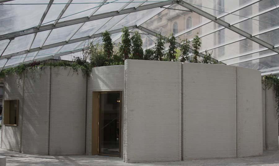 Otra vista del proyecto 3D Housing 05.