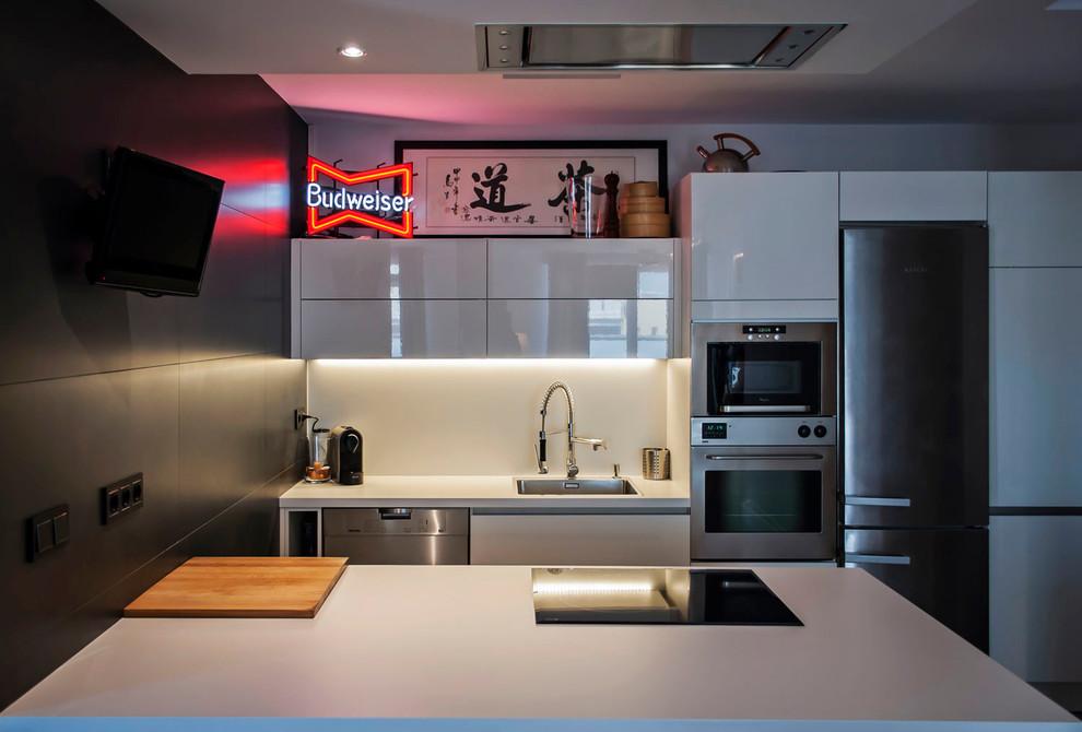 Arrevol arquitectos c mo dise ar correctamente una cocina for Medidas estandar de ventanas argentina