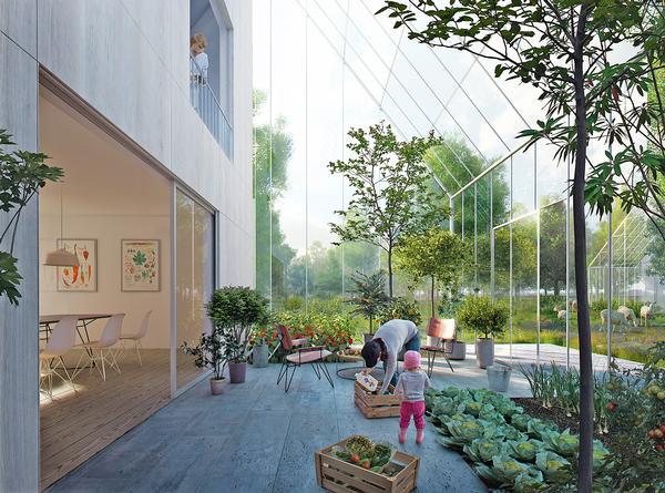 Imagen: Effekt Architects.