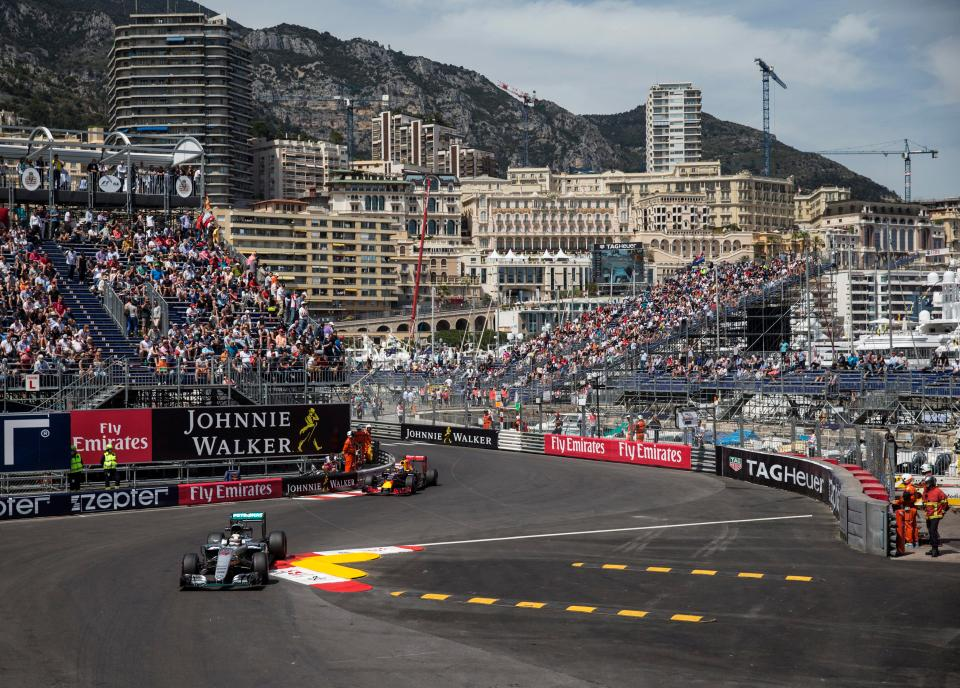 | F1 17 T.XX | Sanciones Gran Premio de Mónaco Gp+k