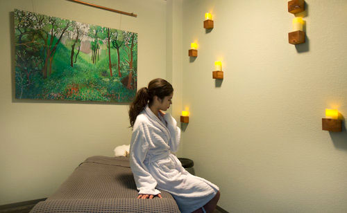 We also offer massage therapy