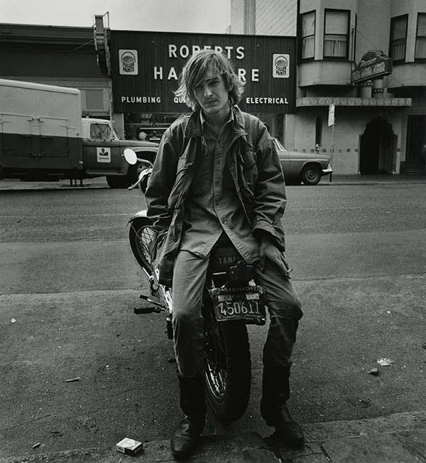 ©Elaine Mayes, Rodney, 19, Haight Ashbury, (1968)