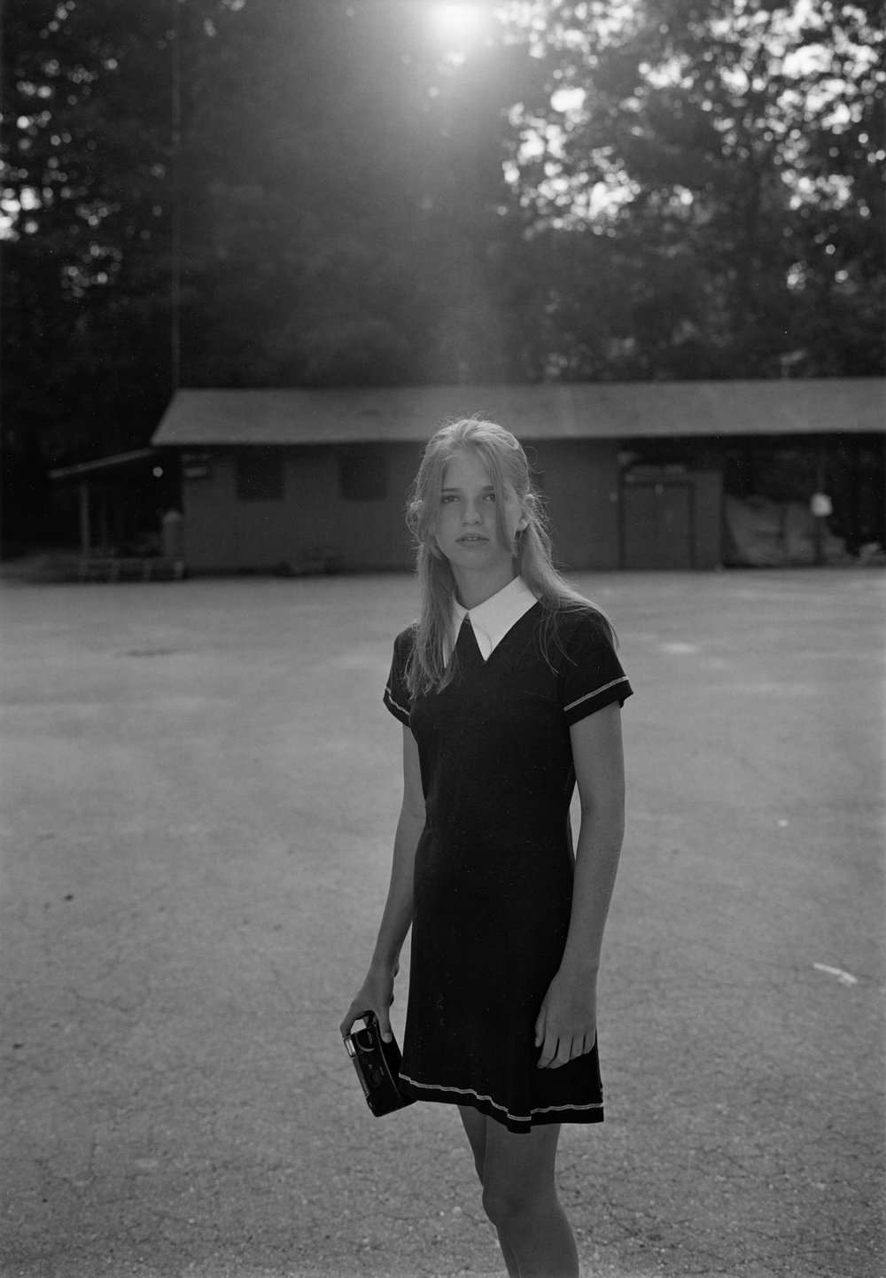 Summer Camp, Hendersonville, NC, 1995