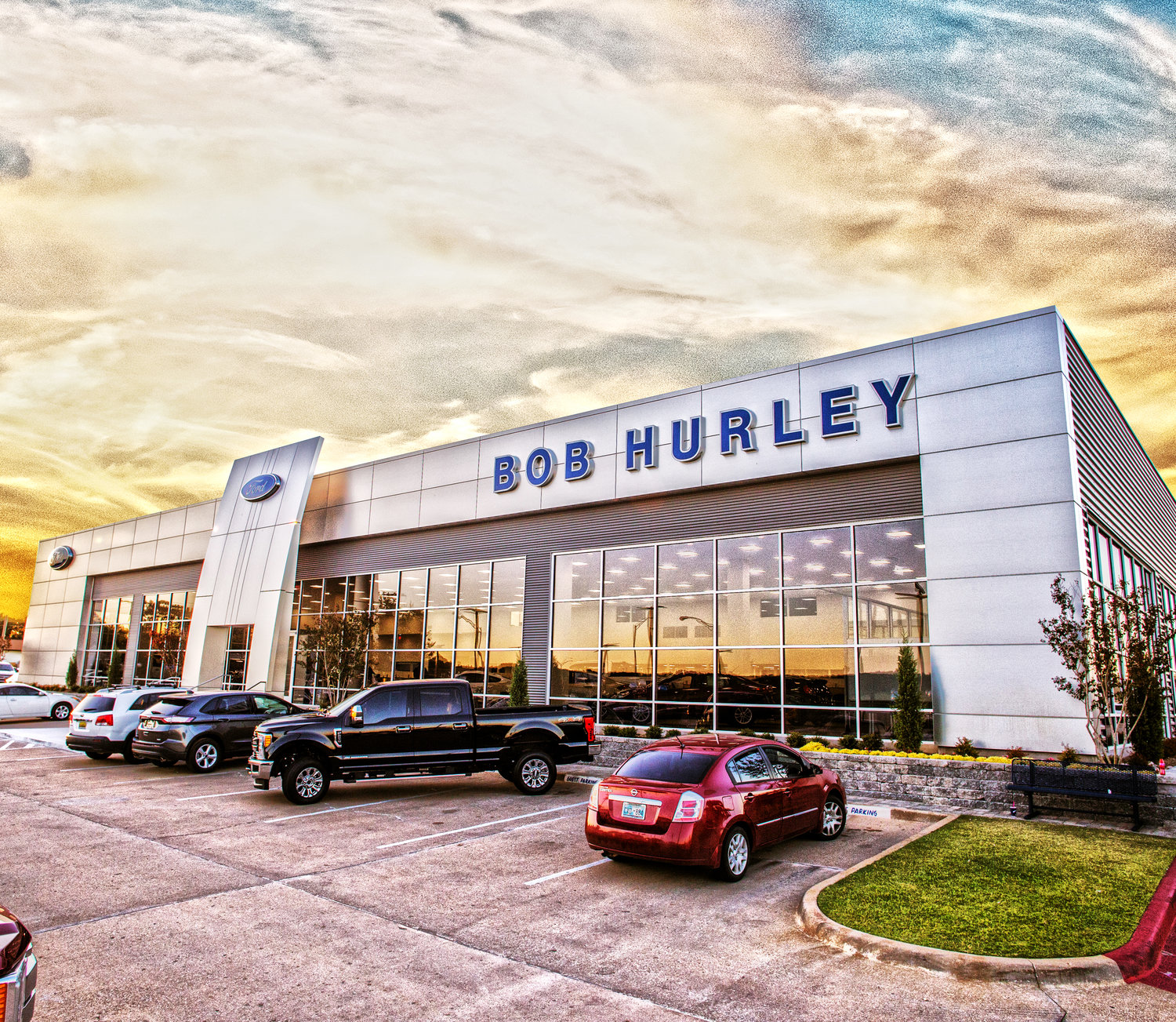 Bob Hurley Ford >> Bob Hurley Ford Thompson Construction Inc