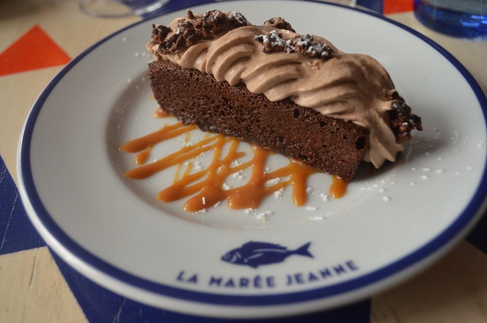 Chocolat Biscuit Marigny
