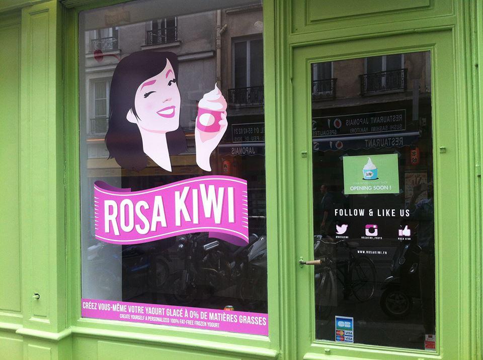 Rosa Kiwi