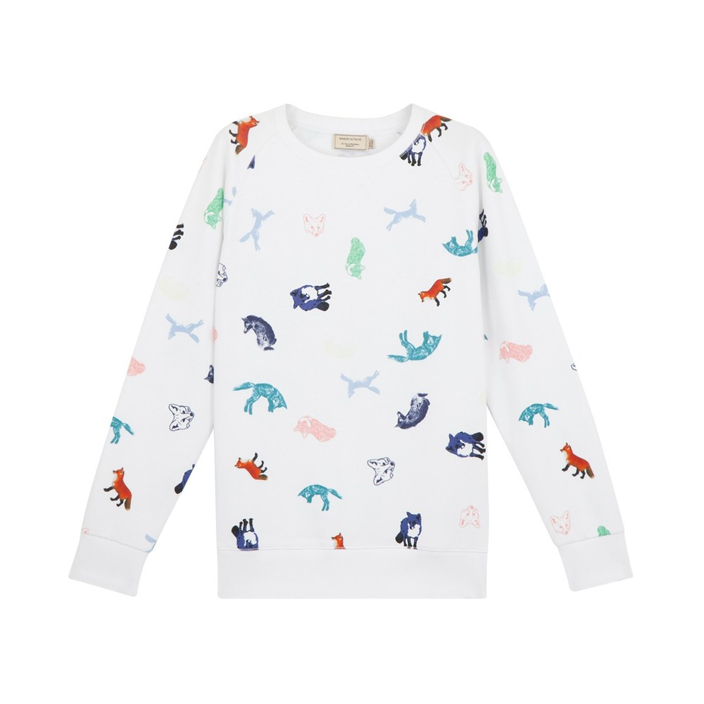 My new favourite Maison Kitsuné Sweater €180