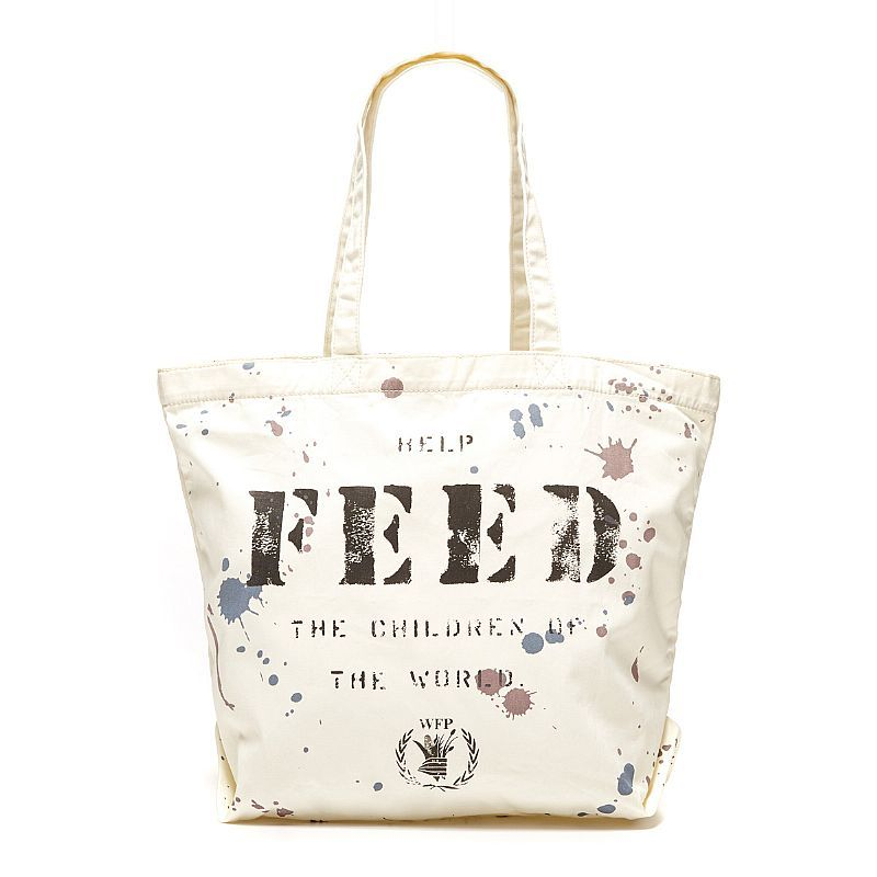 FEED Painter Bag $25 (IMPACT: Provides 10 school meals)