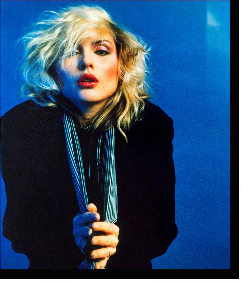 Debbie Harry by Mick Rock, $2500