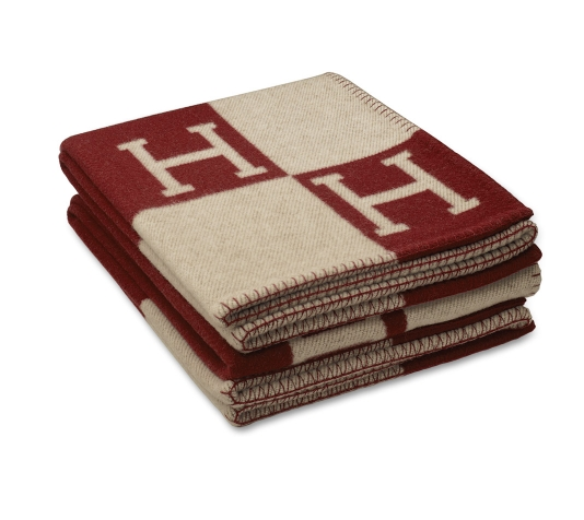Hermès Avalon Blanket, $1545