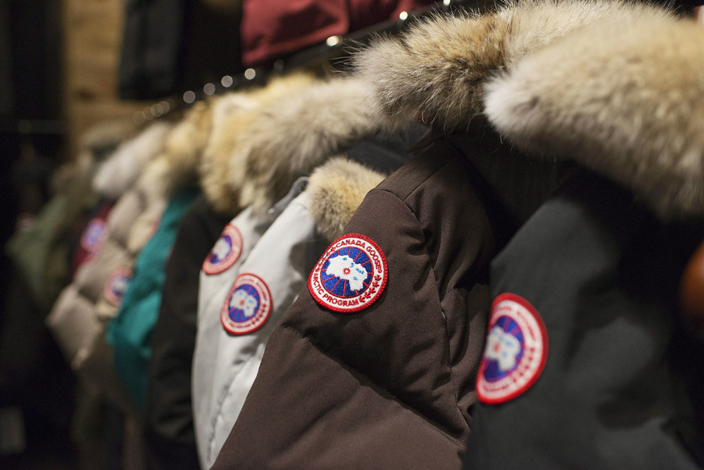Canada Goose Bombers, from $645