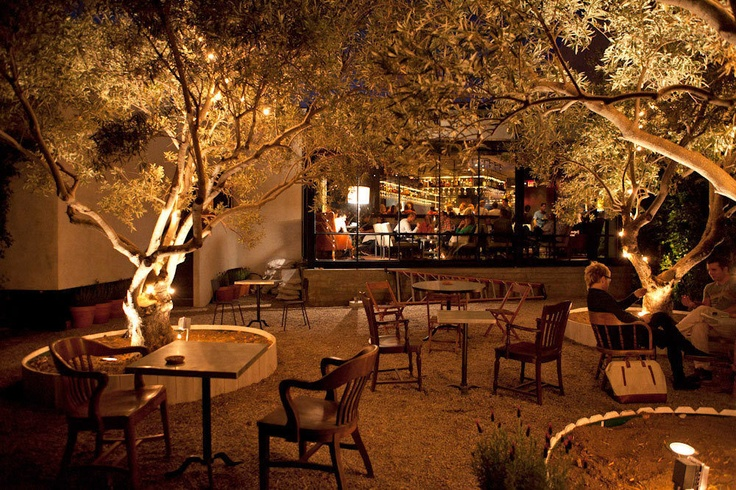 Five places to be seen at in West Hollywood