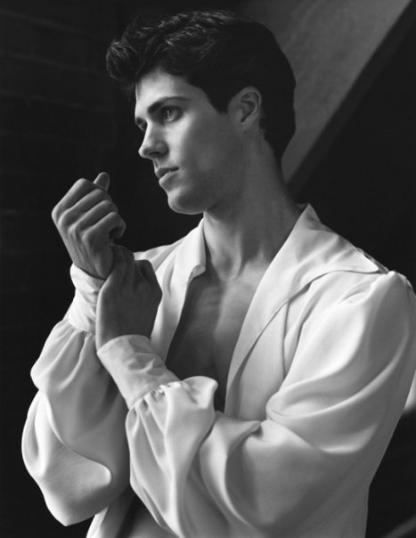 Roberto Bolle, by Bruce Weber