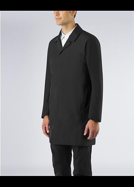 Sphere Coat, Black, $900