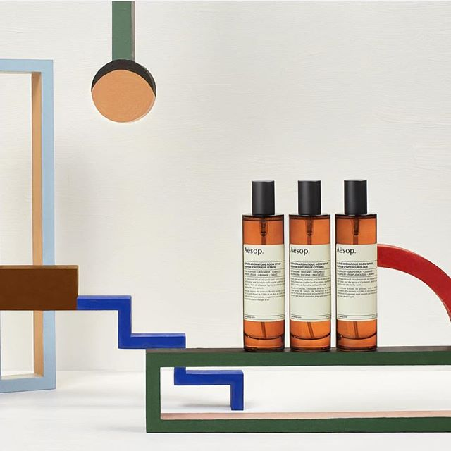 New post 👨🏻‍💻 | Australian cosmetics brand @aesopskincare introduce a stunning trio of Aromatique Room Sprays | Link in bio